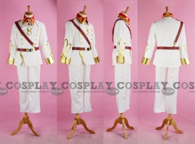 L Elf Cosplay from Valvrave the Liberator
