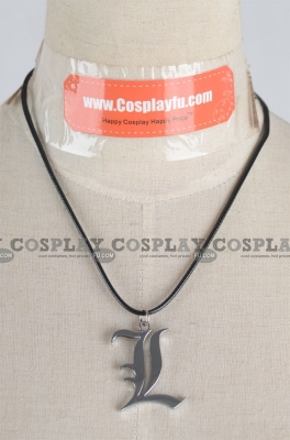 L Necklace from Death Note