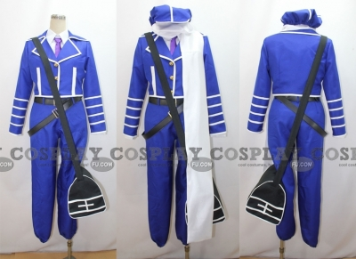 Lag Seeing Cosplay (with Bag) from Tegami Bachi