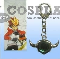 Lambo Key Ring from Katekyo Hitman Reborn