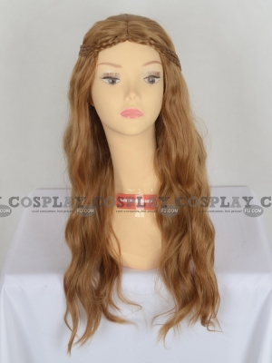 Lannister Wig from Game of Thrones