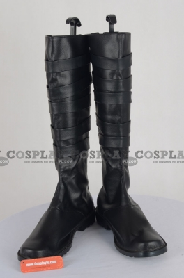 Lavi 1st Cosplay Shoes from D.Gray-Man