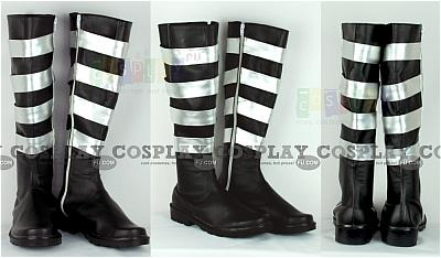 Lavi 2nd Cosplay Shoes from D.Gray-Man