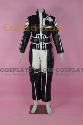 Lavi Cosplay Costume 2nd Uniform from D.Gray-Man