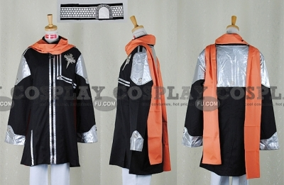 Lavi Scarf and Headband (1st 138-009) from D Gray Man