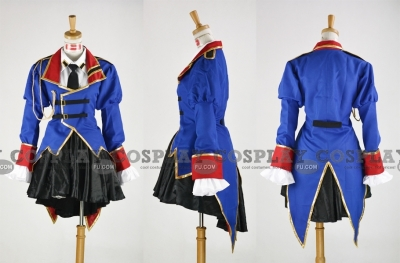Layla Costume from Code Geass Gaiden Boukoku no Akito