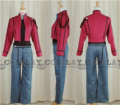 Lelouch Cosplay (Casual Wear) from Code Geass