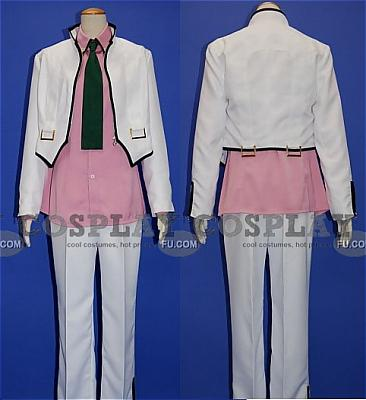 Lelouch Cosplay Costume (Casual wear) from Code Geass