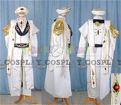 Lelouch Cosplay (Emperor) from Code Geass