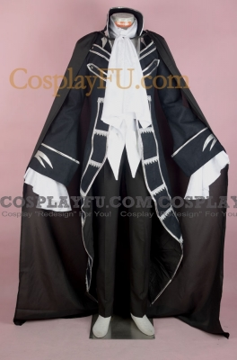 Lelouch Cosplay from Code Geass