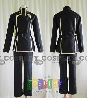 Lelouch Uniform Costume from Code Geass