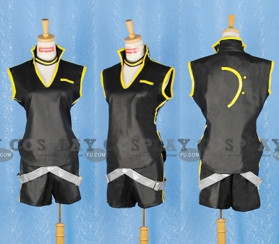 Len Cosplay (Quiche Pan) from Project Diva