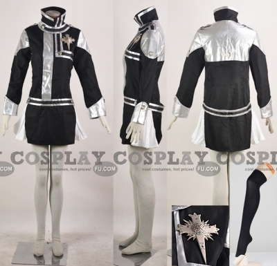 Lenalee Cosplay (1st 138-008) from D Gray Man
