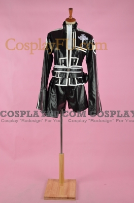 Lenalee Cosplay Costume 2nd from D.Gray-Man