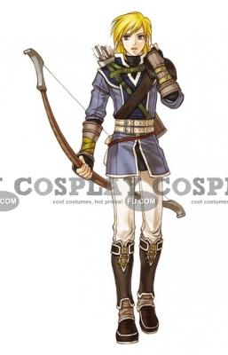 Leonardo Cosplay from Fire Emblem: Radiant Dawn