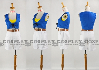 Levy Cosplay (2nd) from Fairy Tail