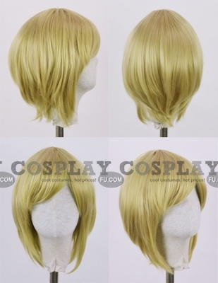 Liechtenstein Wig from Axis Powers Hetalia