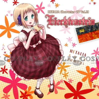Liechtenstein costume (Cardverse) from Axis Powers Hetalia