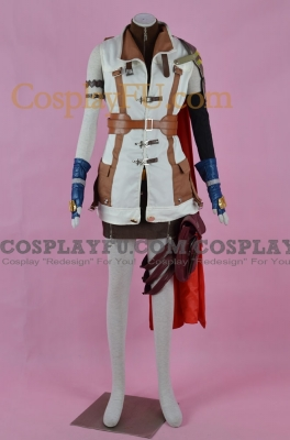 Lightning Costume (5-067) from Final Fantasy XIII