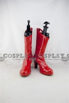 Lilith Shoes (D172) from Darkstalkers