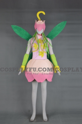 Lillymon Cosplay from Digimon Adventure