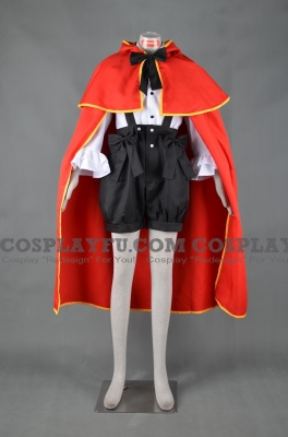 Lily Costume from Pandora Hearts