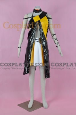 Lily Cosplay from Vocaloid