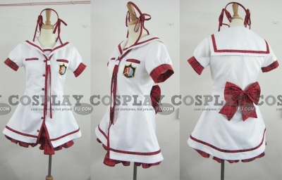 Lily Costume (Secret After School) from Vocaloid