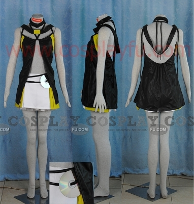 Lily Costume from Vocaloid