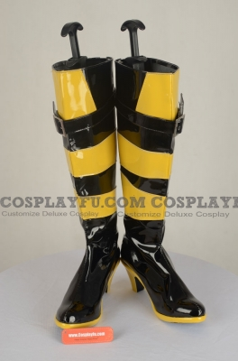 Lily Shoes from Vocaloid