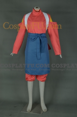 Lin Cosplay from Spirited Away