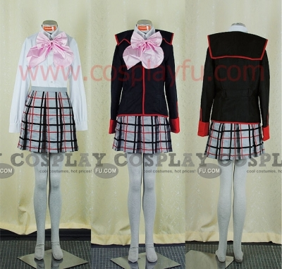 Rin Cosplay (School Uniform) from Little Busters