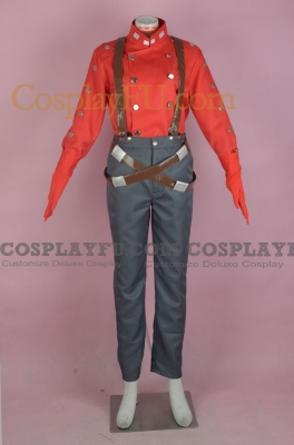 Lloyd Costume from Tales of Symphonia