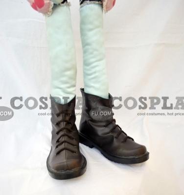 Lobelia Shoes (C195) from Sakura Wars