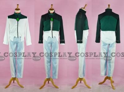 Lockon Cosplay (Uniform 2-252) from Gundam 00