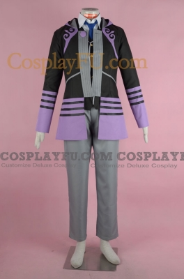 Loki Cosplay from Kamigami no Asobi