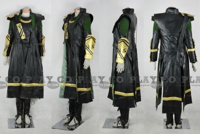 Loki Cosplay from The Avengers