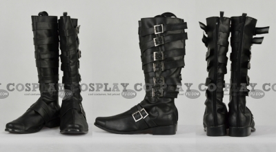 Lolita Boots (D116)