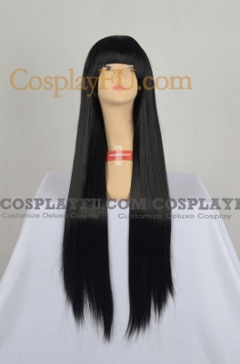 Black Wig (Long,Straight,Alexa)