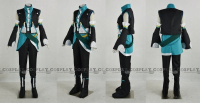 Longya Cosplay from China Project