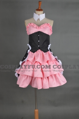 Lottie Cosplay (Pink) from Pandora Hearts
