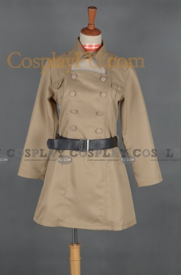 Lovino Costume (Girl) from Axis Powers Hetalia