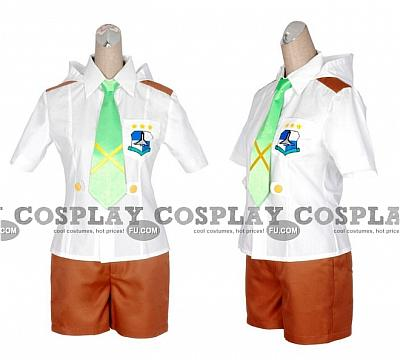 Luca Costume from Macross Frontier