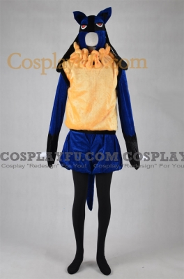Lucario Cosplay from Pokemon