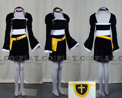 Lucia Costume from Venus Versus Virus