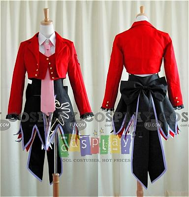 Lucifer Cosplay from Umineko no Naku Koro ni