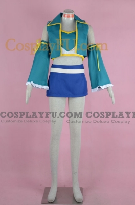 Lucy Costume (Blue) from Fairy Tail