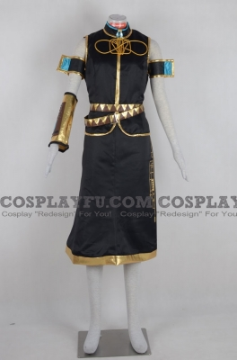 Luka Cosplay from Vocaloid