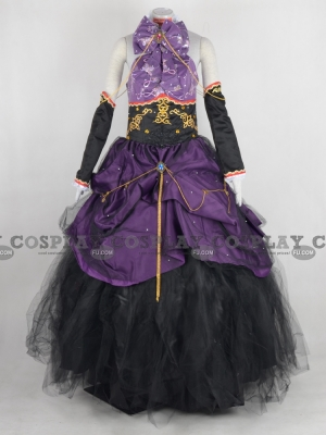 Luka Cosplay Dress from Vocaloid: Doujinshi