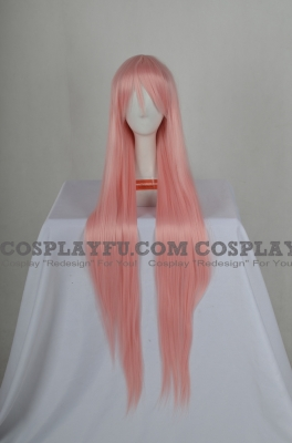 Luka Wig (Straight) from Vocaloid